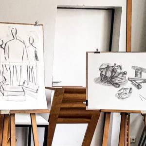 Zeichnungen anderer MitschülerInnen